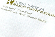 West Virginia Radio stationary